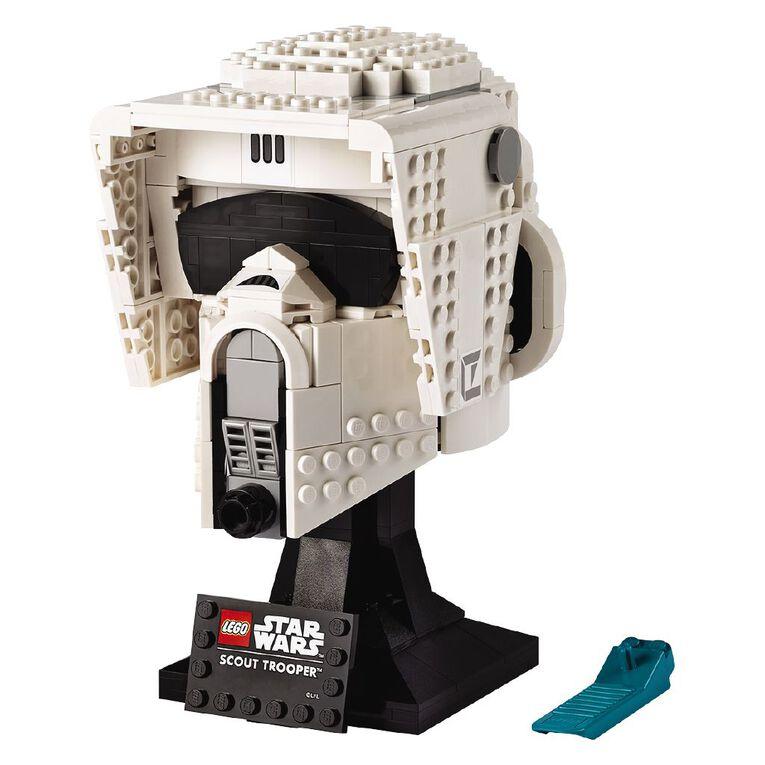LEGO Star Wars Scout Trooper Helmet 75305, , hi-res