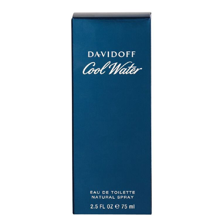 Davidoff Cool Water for Men EDT 75ml, , hi-res image number null