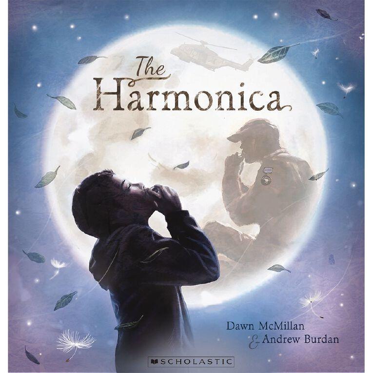The Harmonica by Dawn McMillan, , hi-res