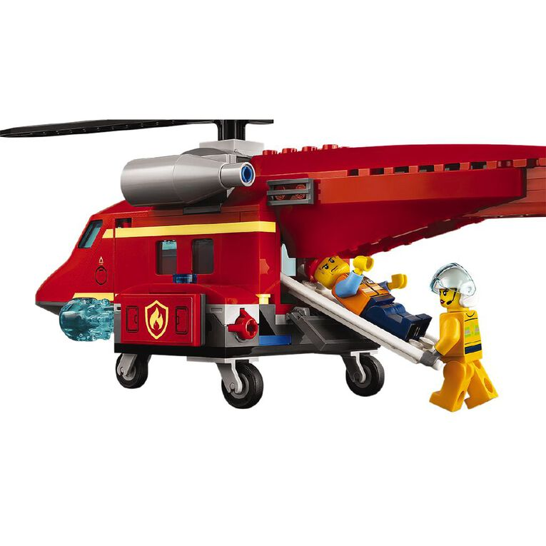 LEGO City Fire Rescue Helicopter 60281, , hi-res