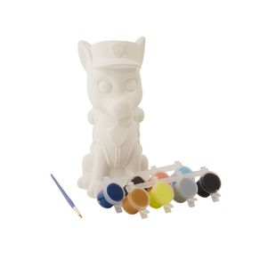 Paw Patrol Paint Your Own Chase Ceramic