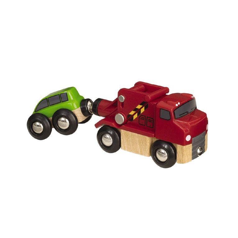 Brio Tow Truck and Car, , hi-res