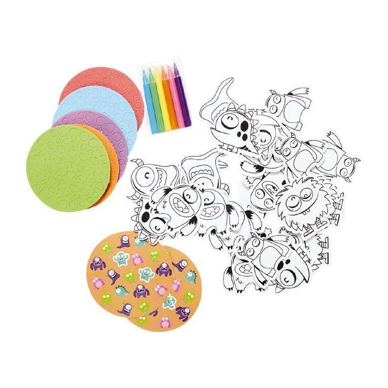 Kookie Craft Party Pack 200 Piece, , hi-res