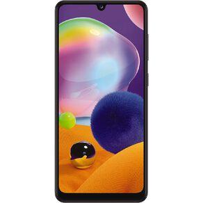 2degrees Samsung Galaxy A31 128GB Black