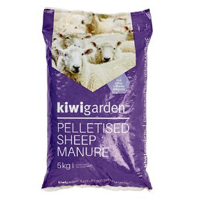 Kiwi Garden Sheep Pellets 5kg