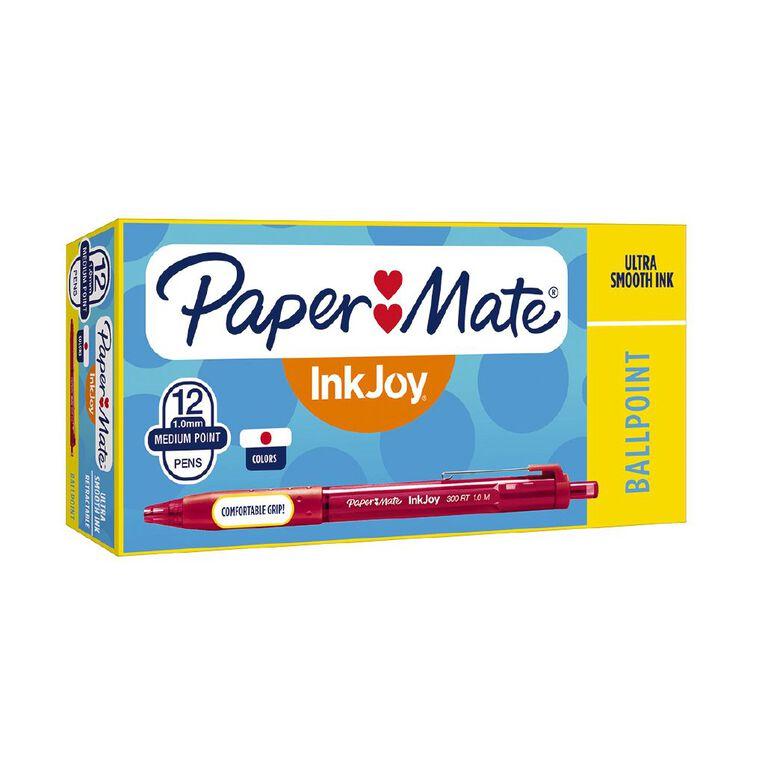 Paper Mate Inkjoy 300RT Loose Red, , hi-res