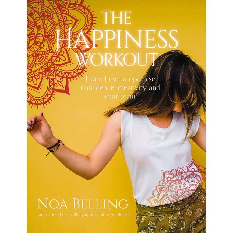 The Happiness Workout by Noa Belling, , hi-res image number null