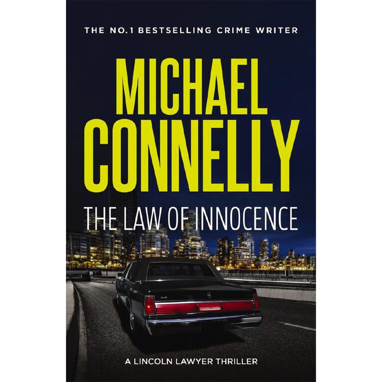The Law of Innocence by Michael Connelly, , hi-res