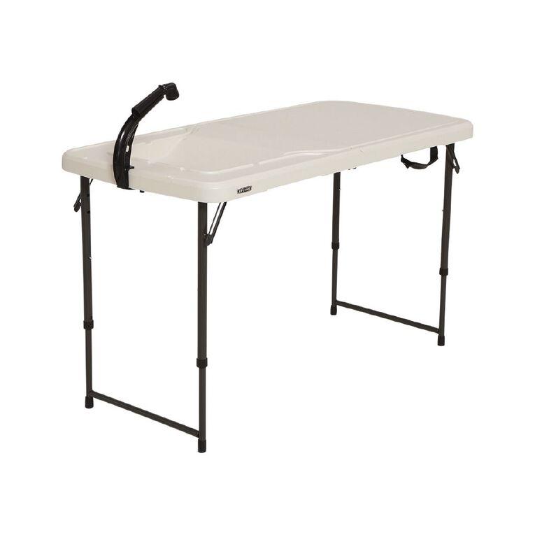 Lifetime 4-foot Fillet Table, , hi-res