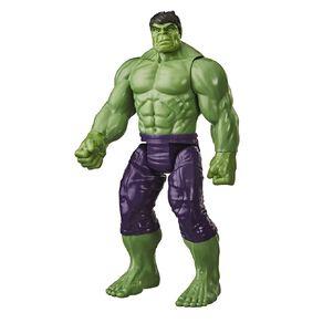 Marvel Avengers Titan Hero Deluxe Hulk