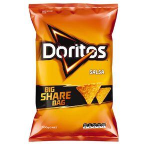 Doritos Doritos Salsa Party Bag 300g