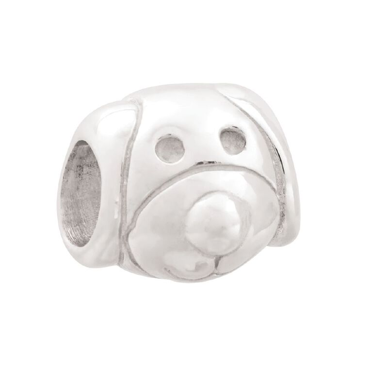 Ane Si Dora Sterling Silver Puppy Charm, , hi-res