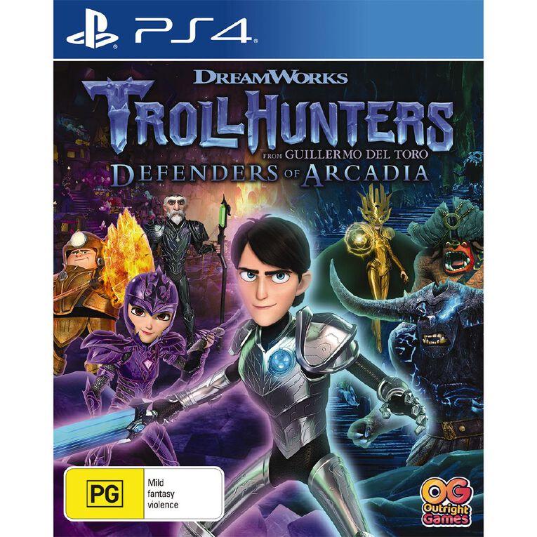 PS4 Troll Hunters: Defenders of Arcadia, , hi-res