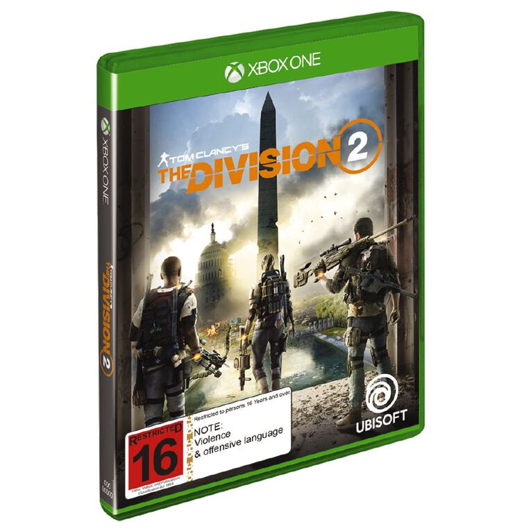 XboxOne The Division 2, , hi-res image number null