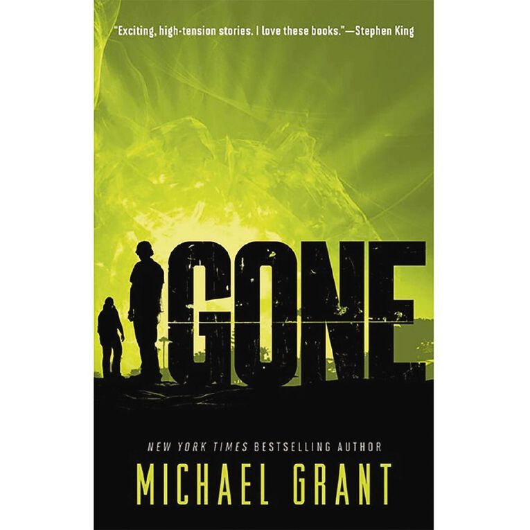 Gone #1 by Michael Grant, , hi-res