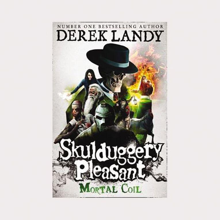 Skulduggery Pleasant #5 Mortal Coil by Derek Landy, , hi-res