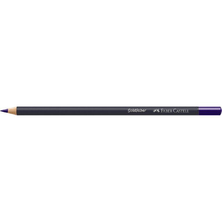 Faber-Castell Colour Pencil Goldfaber Col137 - Blue Violet, , hi-res