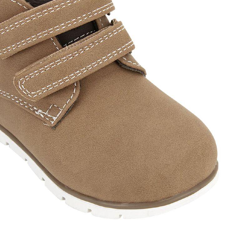 Young Original Kids' Ray 2 Strap Boots, Tan, hi-res