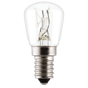 Tungsram Pilot Light Bulb E14 Clear 15w