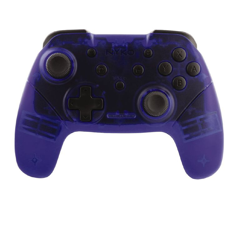 NYKO Switch Wireless Core Controller Blue, , hi-res