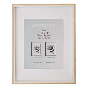 Living & Co Box Frame