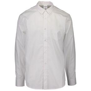 Schooltex Marcellin Senior Boys' Long Sleeve Shirt