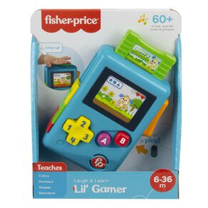 Fisher-Price Laugh & Learn Little Gamer