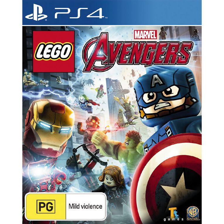 PS4 LEGO Marvel Avengers, , hi-res