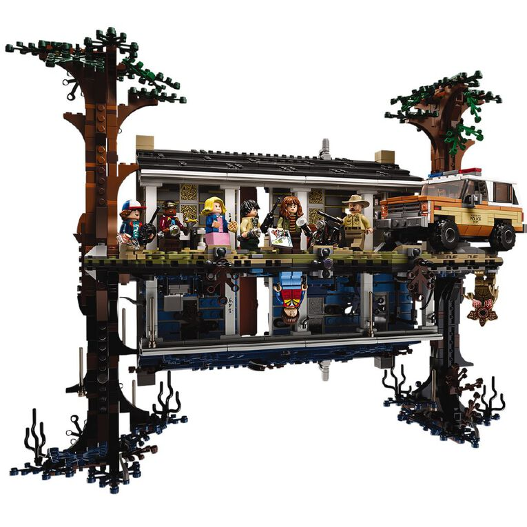 LEGO Stranger Things The Upside Down 75810, , hi-res