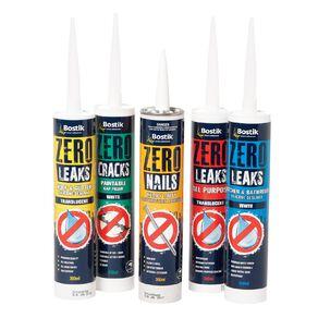 Bostik Zero Nails Heavy Duty Construction Adhesive Cartridge 300ml