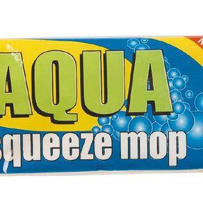 Aqua Squeeze Refill Mop Natural