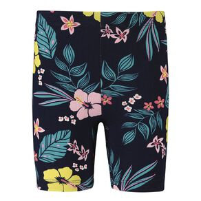 Young Original All Over Print Bike Shorts