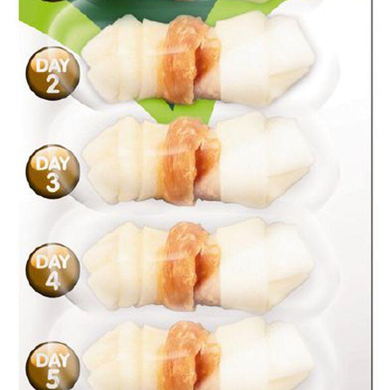Vitapet Dog Treats Chicken Wrapped Bone 7 Pack, , hi-res