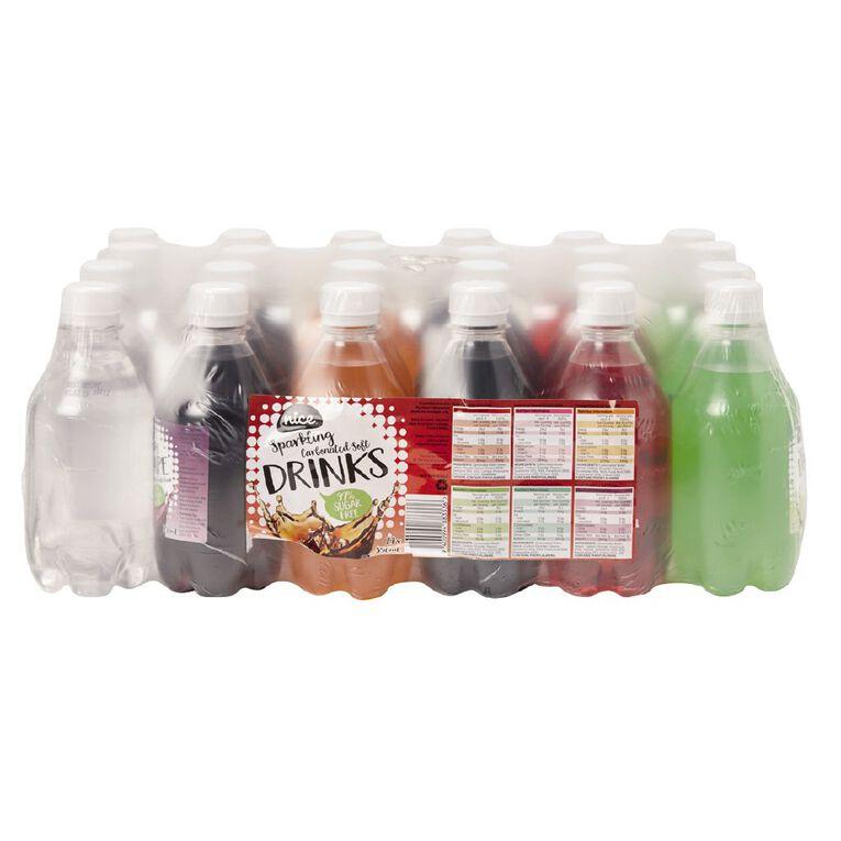 Nice Mixed Tray 99% Sugar Free Soft Drink 24 x 350ml, , hi-res