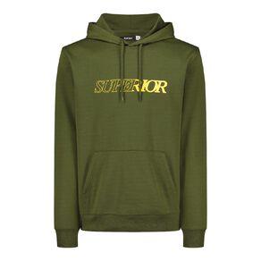Garage Men's Hooded Fresh Sweatshirt