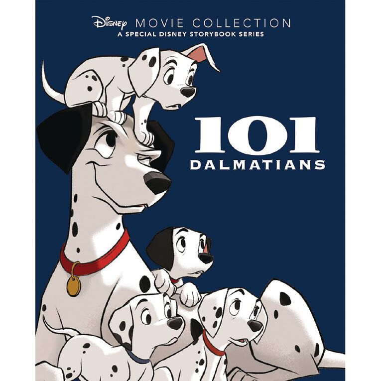 Disney Movie Collection: 101 Dalmations N/A, , hi-res