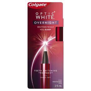Colgate Optic White Toothpaste Overnight Pen