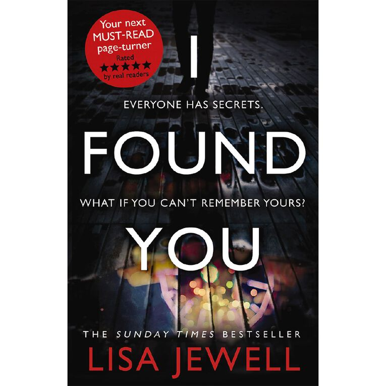 I Found You by Lisa Jewell, , hi-res