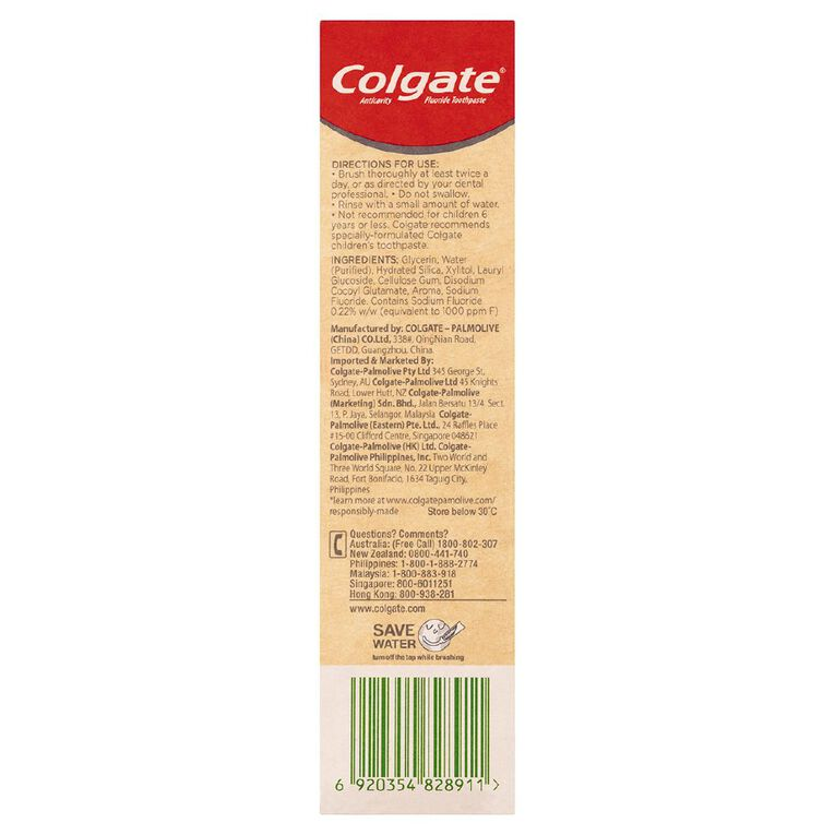 Colgate Smile for Good Protection Toothpaste with Recyclable Tube 95g, , hi-res