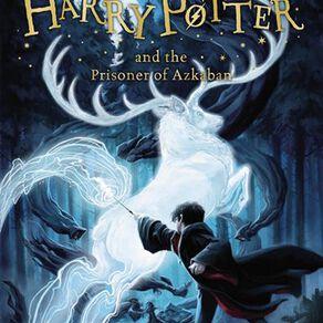 Harry Potter #3 The Prisoner of Azkaban by JK Rowling
