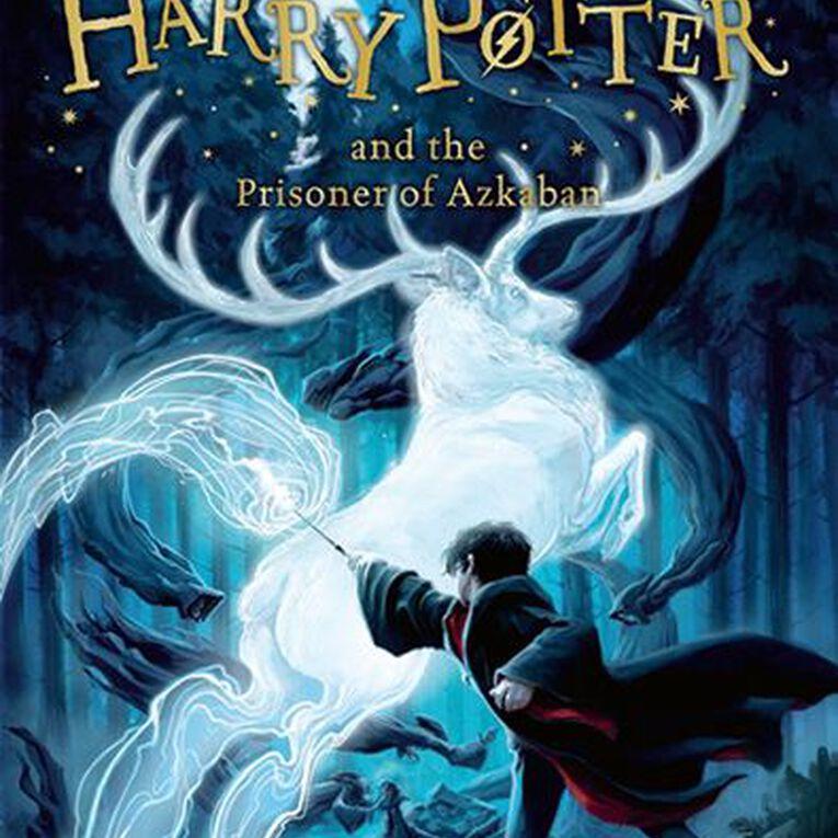 Harry Potter #3 The Prisoner of Azkaban by JK Rowling, , hi-res