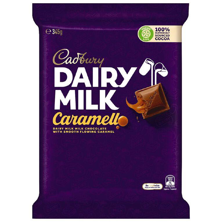 Cadbury Caramello 345g, , hi-res