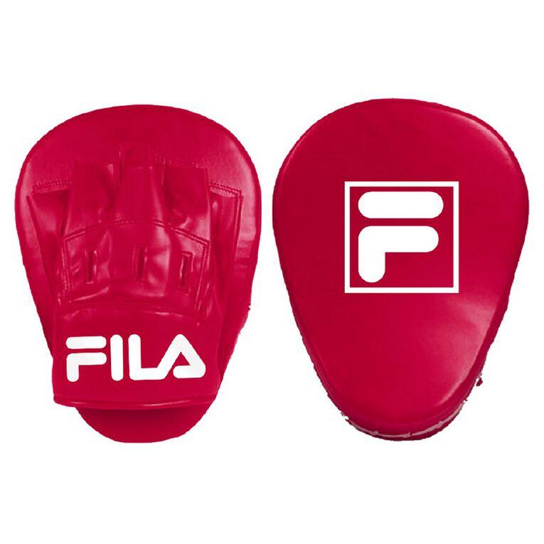 Fila Focus Pad Pu Red Red, , hi-res