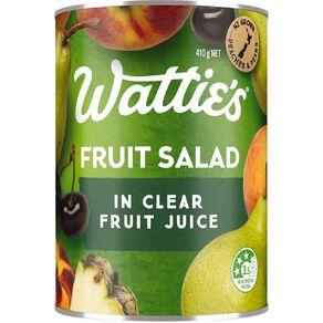 Wattie's Fruit Salad in Juice 410g