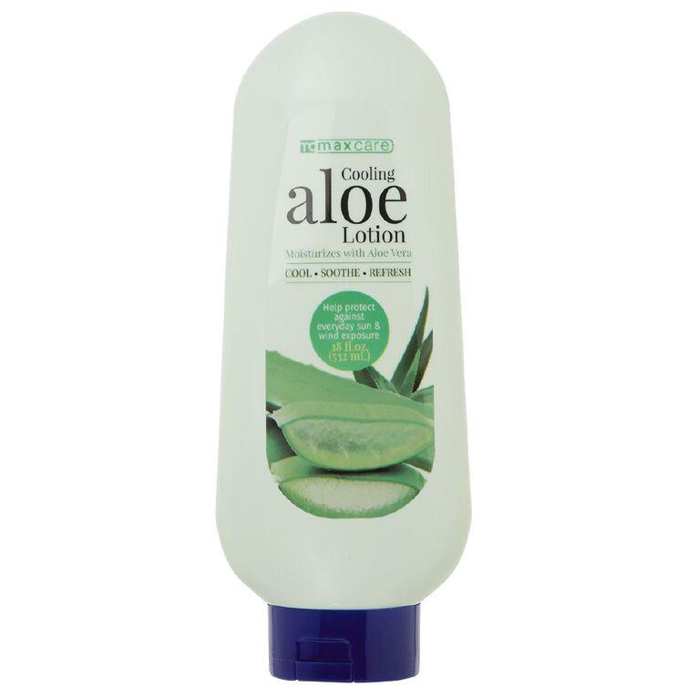 Maxcare Aloe Vera Body Lotion 532ml, , hi-res