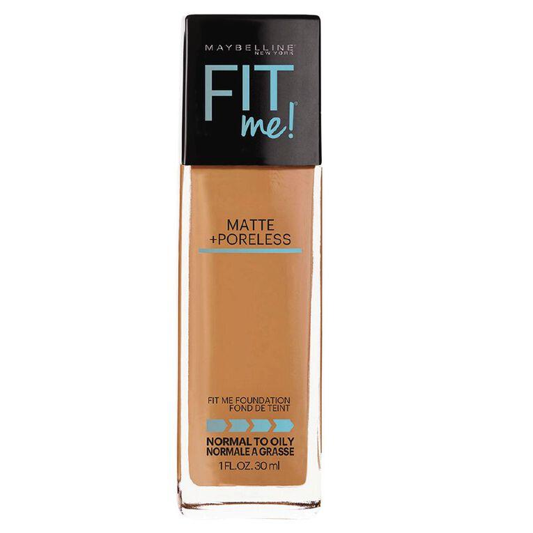 Maybelline Fit Me Matte + Poreless Foundation 312 Golden, , hi-res