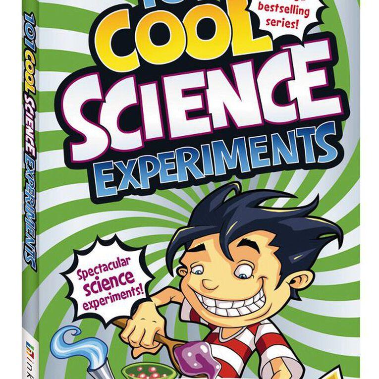 101 Cool Science Experiments, , hi-res