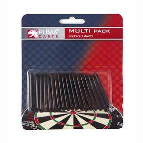Puma Darts 6 Set Dart Shaft Multipack