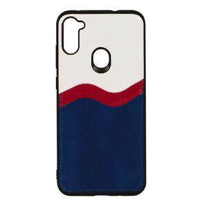 Botanic Geo Samsung A11 Wallet Phone Case R/W/B