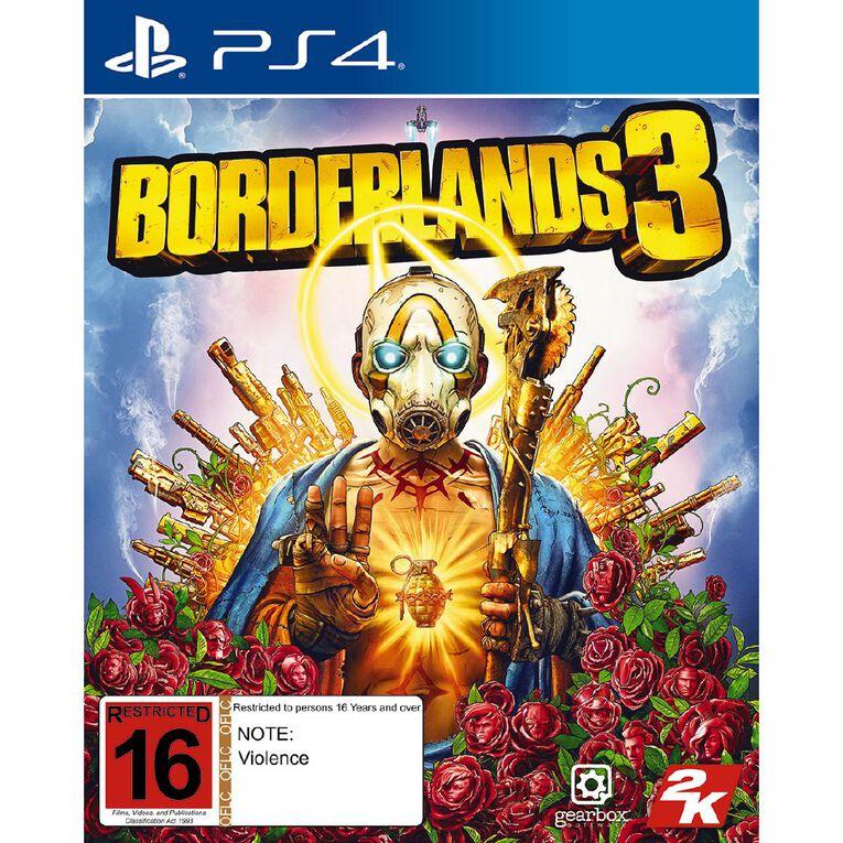 PS4 Borderlands 3, , hi-res